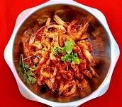 香辣虾火锅