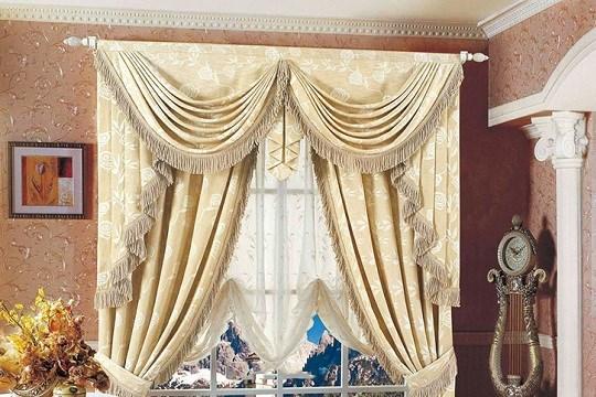 喜相帘窗帘