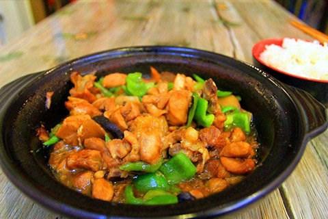 >百思味黄焖鸡米饭加盟费用多少