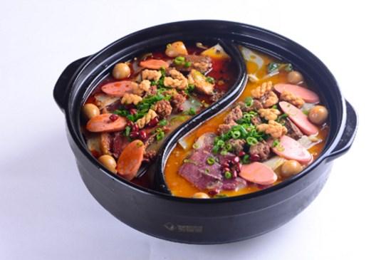 川香奇香砂鍋