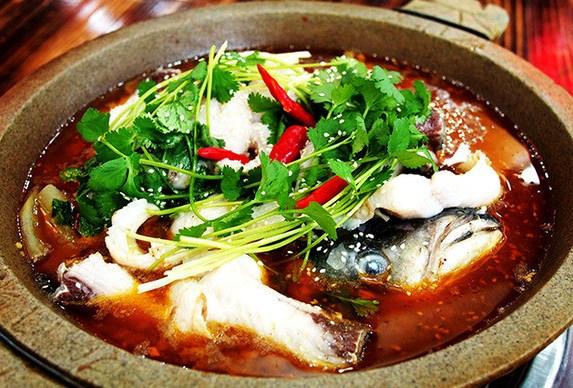 江川石锅鱼