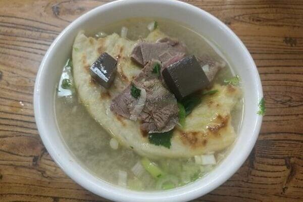 洛阳牛肉汤