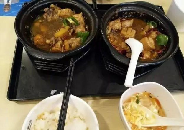 膳当家黄焖鸡米饭
